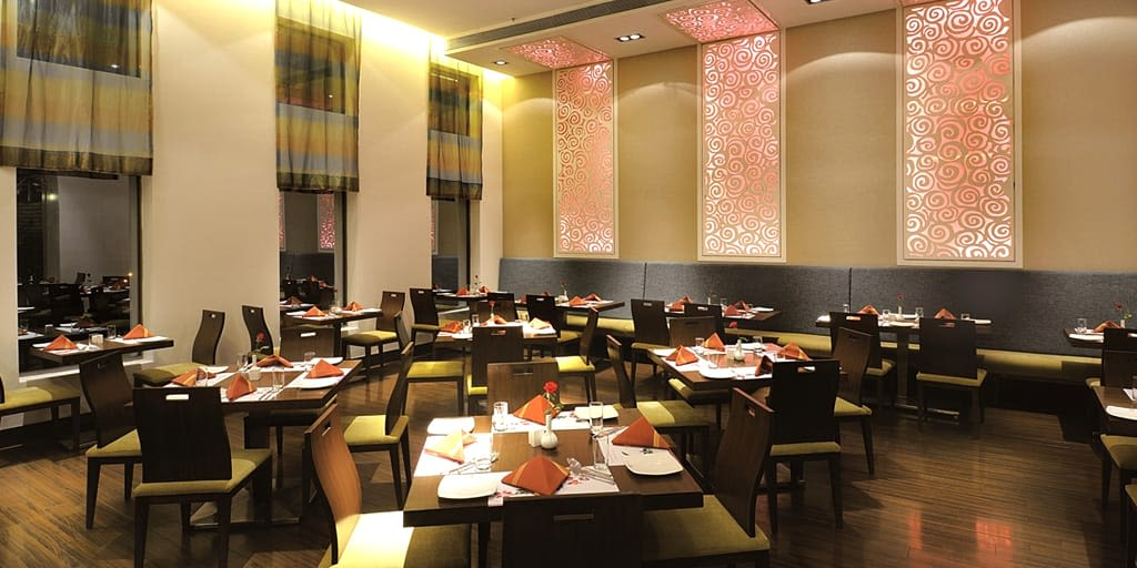 Candle Light Dinner at Royal Orchids Golden Suites Pune