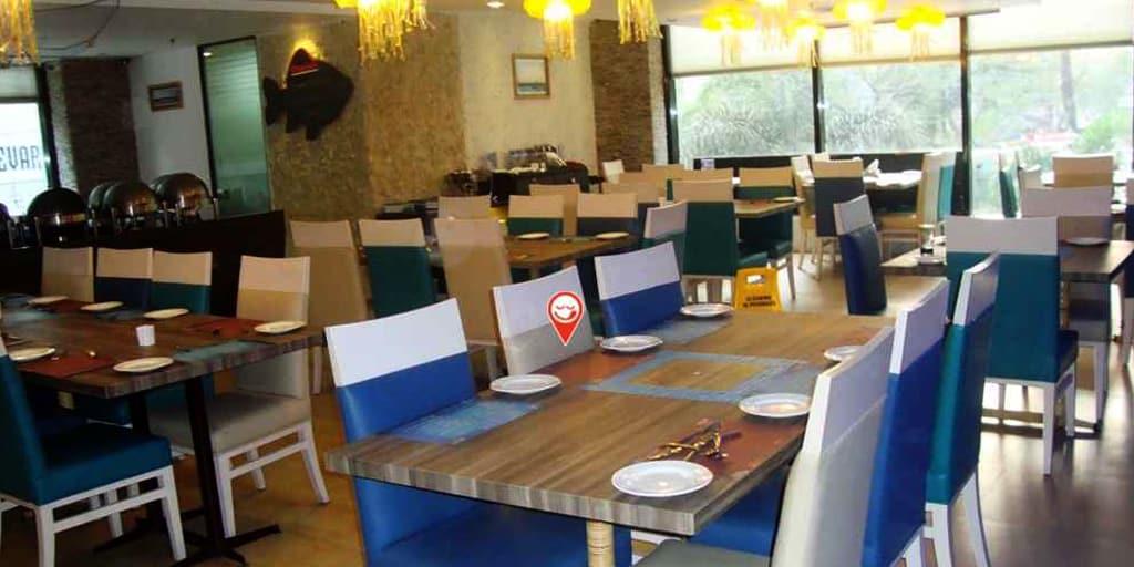 Ocean Grill Restaurant Kolkata