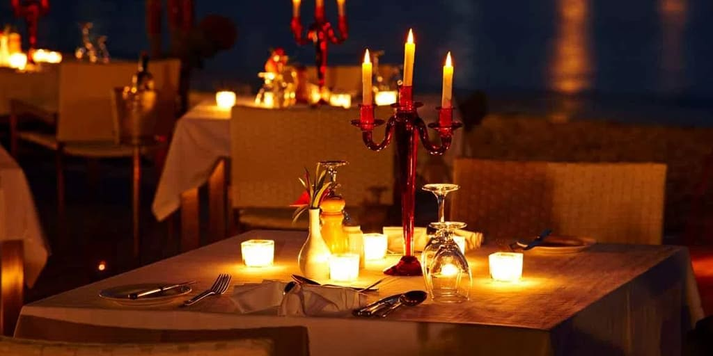 candlelight dinner with live music kolkata
