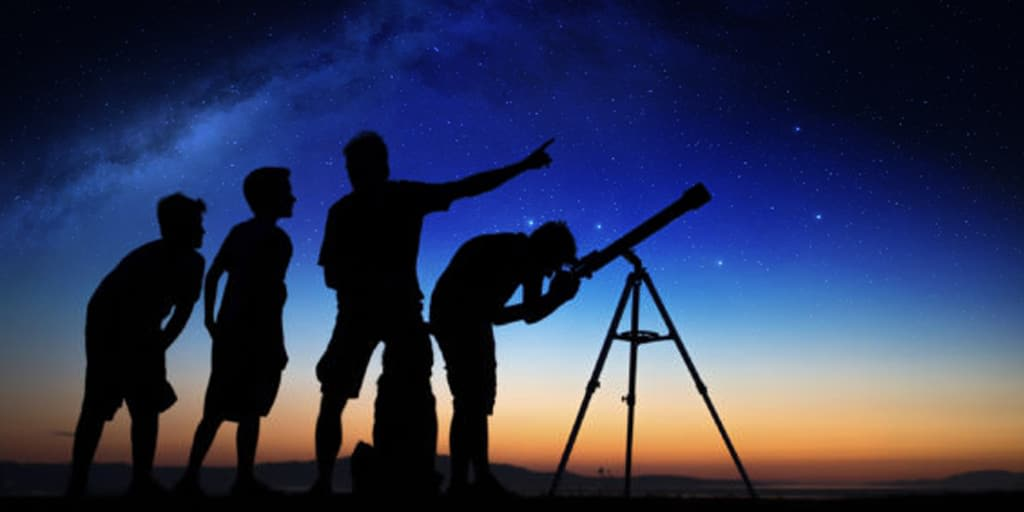 learn astronomy and be acquainted with the night sky kolkata