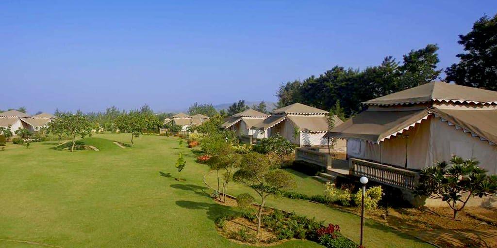 Botanix Nature Resort Near Delhi