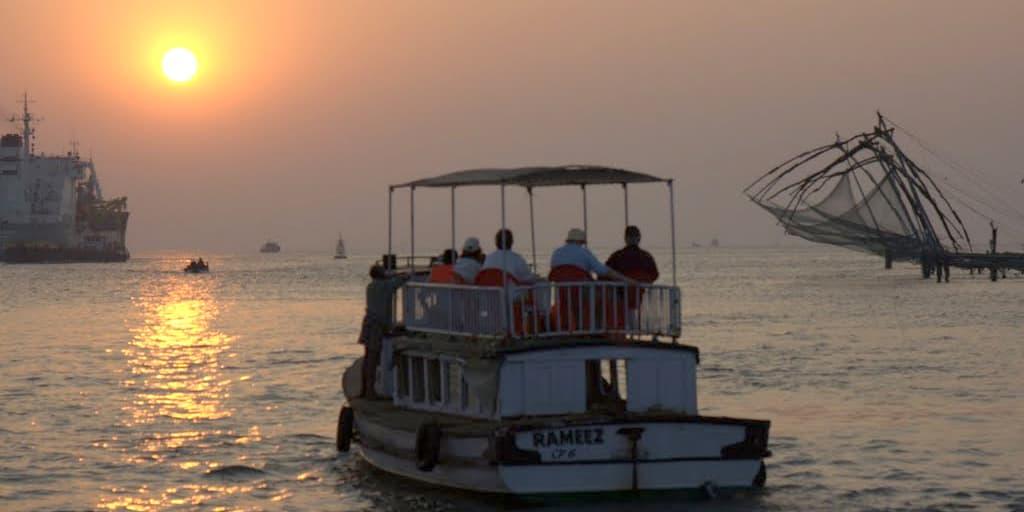 Sunset Cruising - Things to do in Kochi