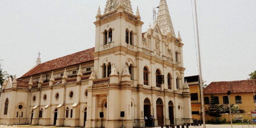 Fort Kochi Walking Tour