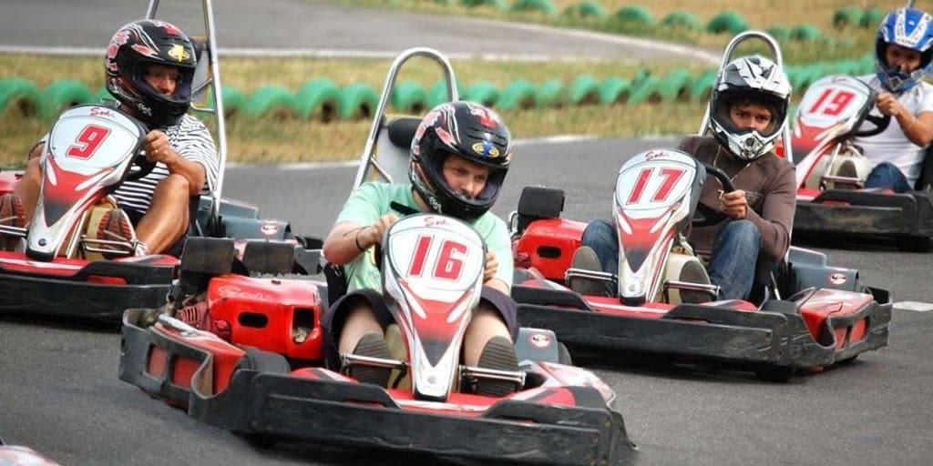 Go Go karting in Kochi