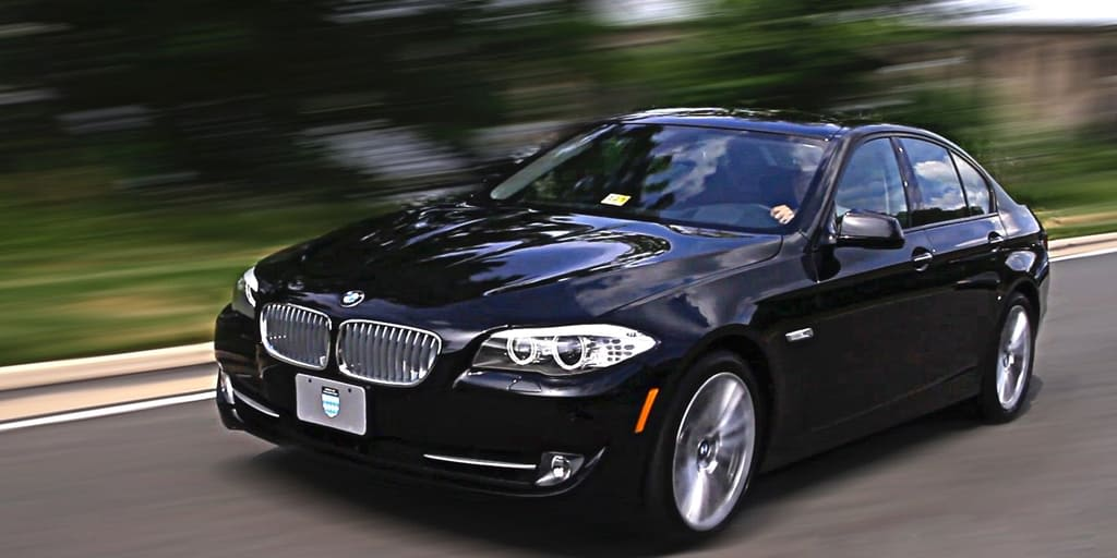 One Day trip on a luxurious BMW 5 in Chennai