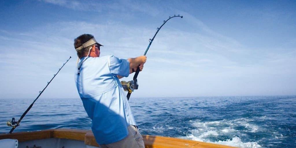 One Day trip for Deep Sea Sport Fishing Chennai