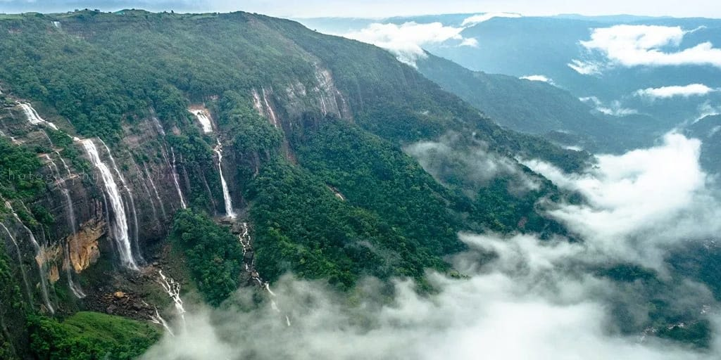 places to visit in January in India - Shillong