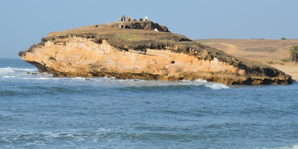 Places to visit in January in India - Diu