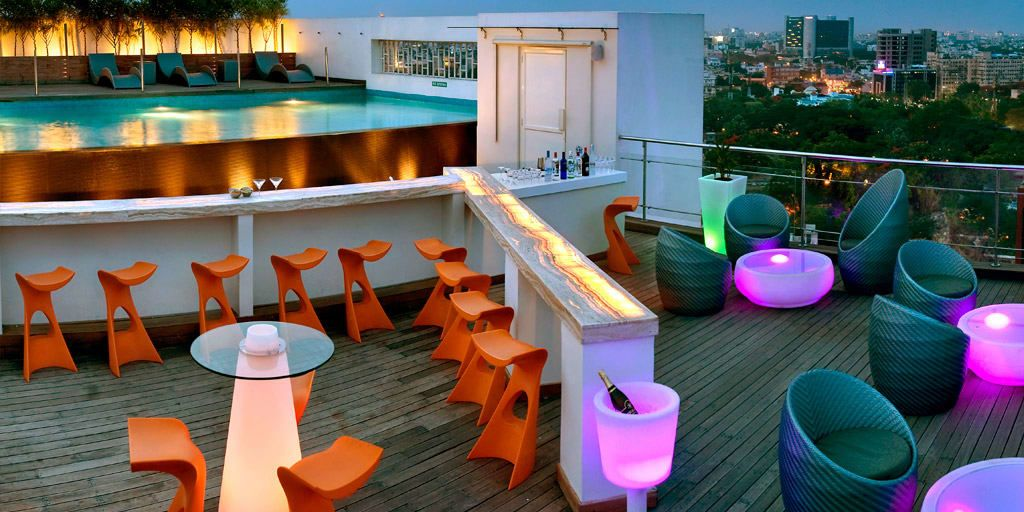 romantic restaurants in Chennai - raintree