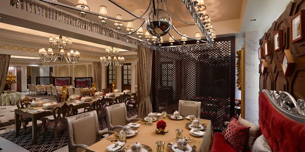 romantic restaurants in Chennai - royal indiana