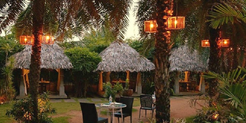 romantic restaurants in Chennai - kipling cafe