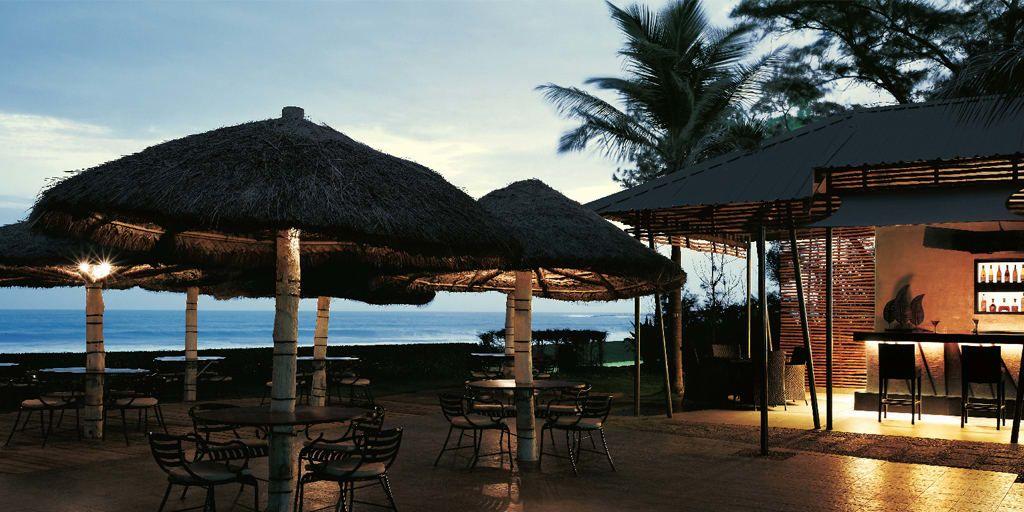 romantic restaurants in Chennai - Bay View