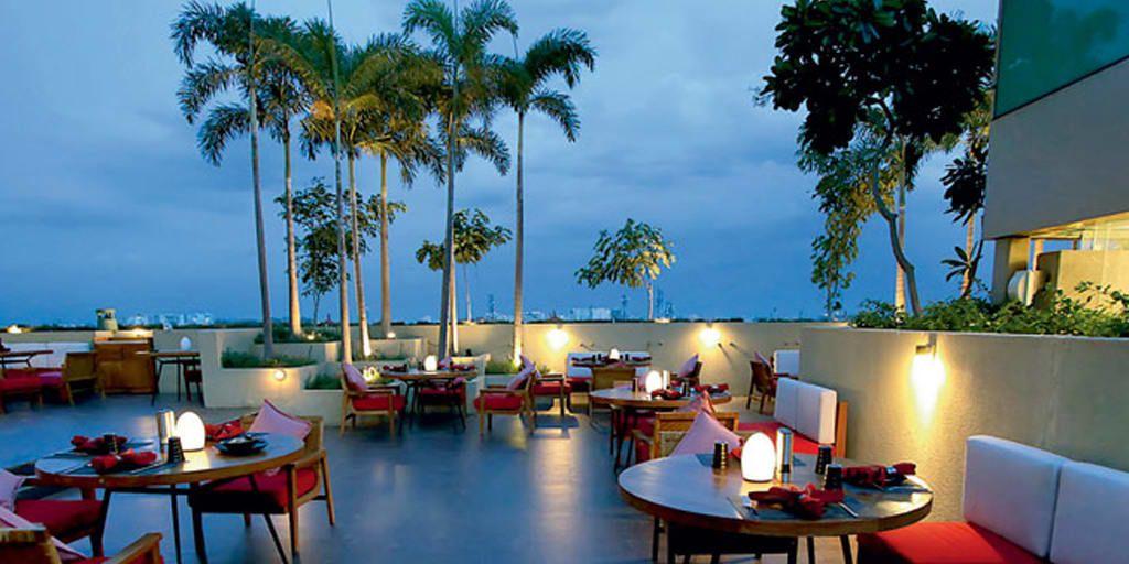 romantic restaurants in Chennai -