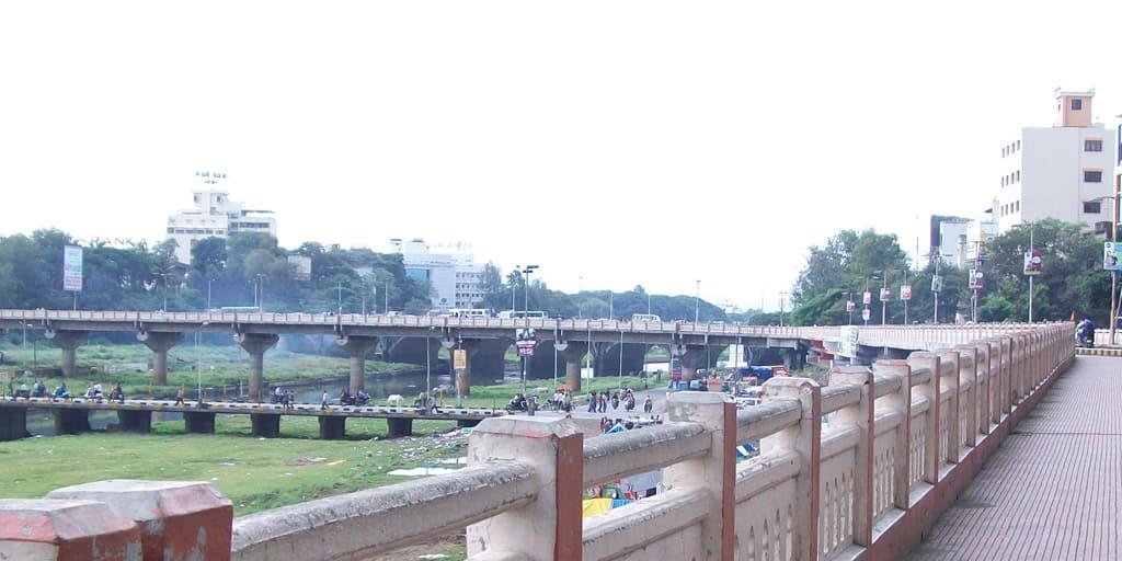 romantic places in Pune - Z-bridge