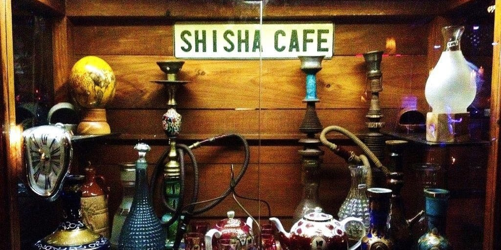 romantic places in Pune - shisha