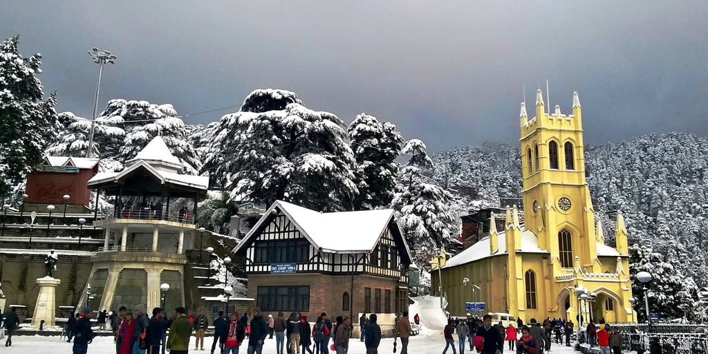 places to visit in winters in India - Himachal