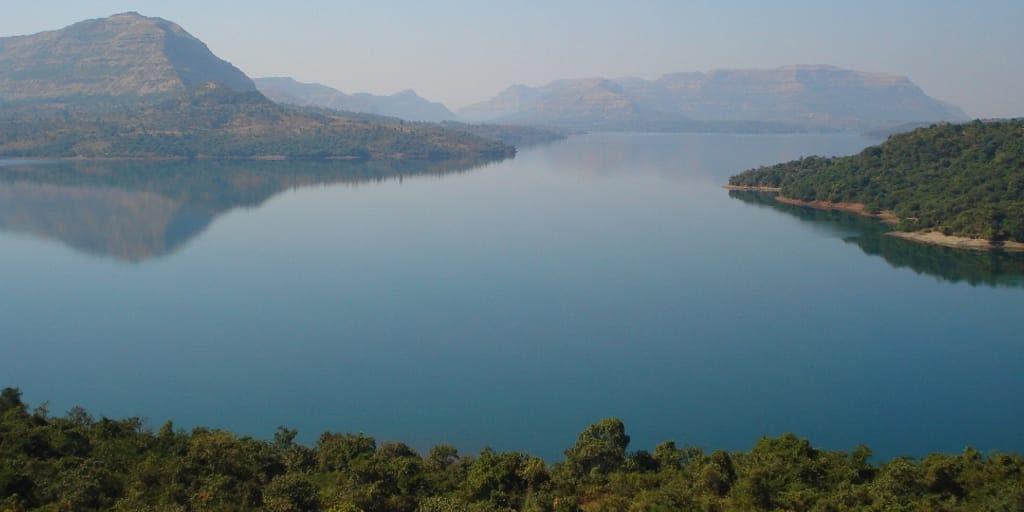 romantic places in Pune - mulshi dam