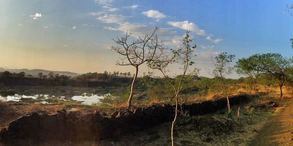 romantic places in Pune - vetal hill