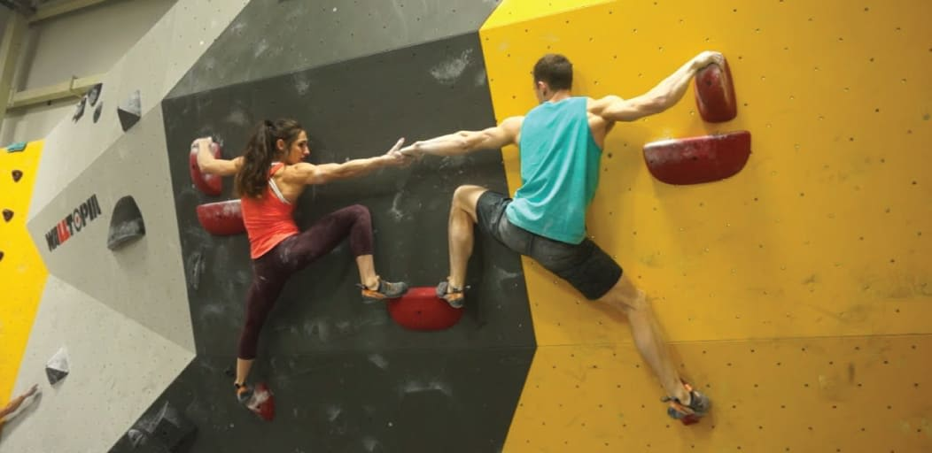 Date ideas for Valentine's Day - experience adrenaline rush