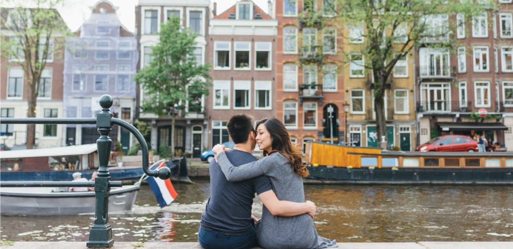 Date ideas for Valentine's Day - city tour