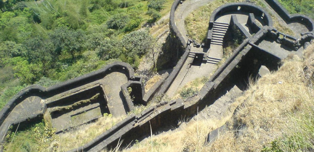 one day trips from Pune - Lohagad