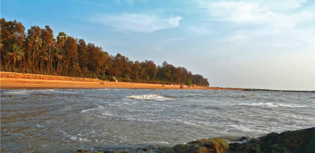one day picnic spots near Mumbai - Manori