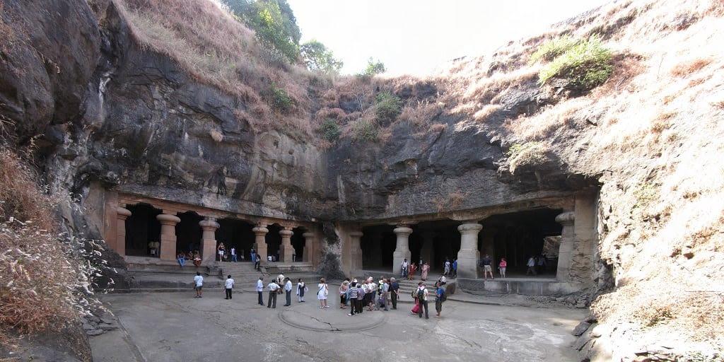 Adventure places in Mumbai - Elephanta cave tours