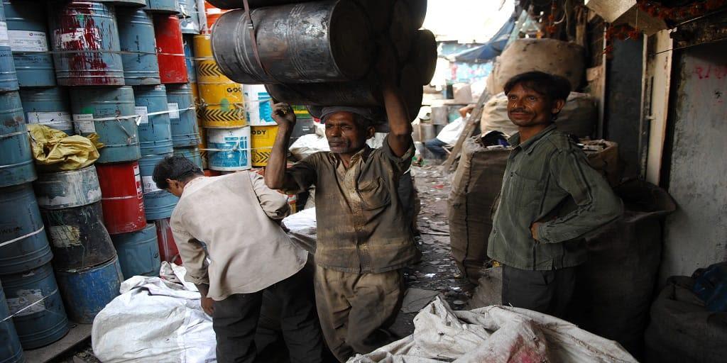 Adventure places in Mumbai - Dharavi Slum Tour