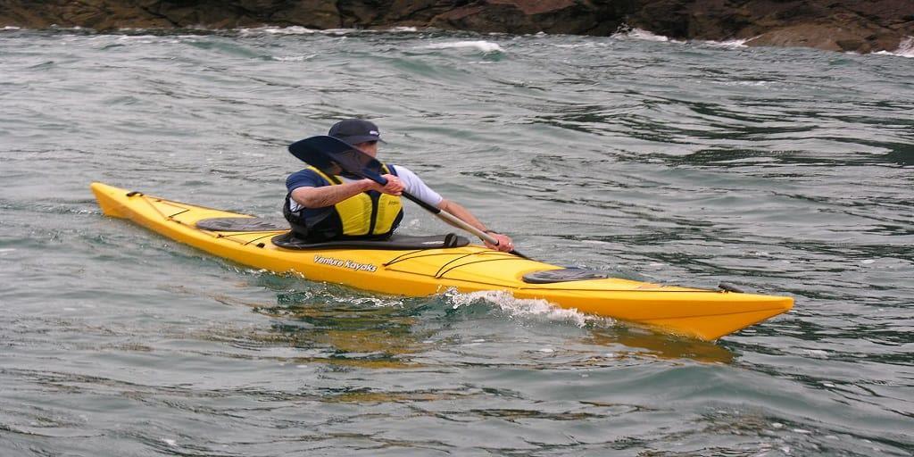 Adventure places in Mumbai - Kayaking in Mumbai