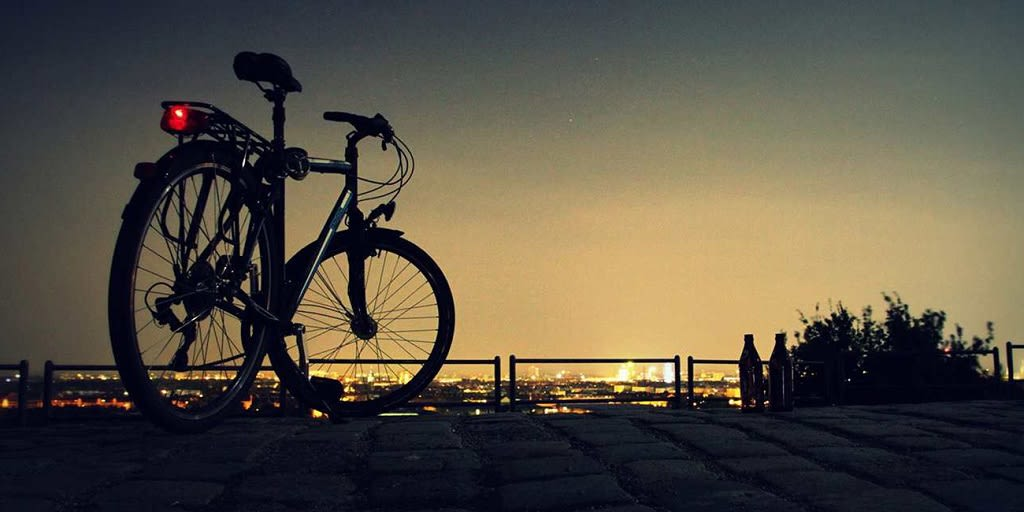Adventure places in Mumbai - Midnight Cycling