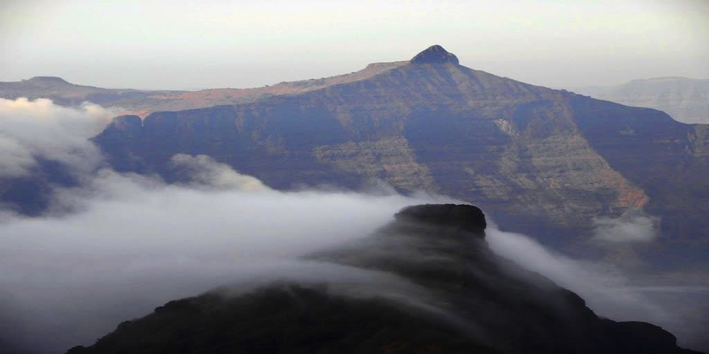 Adventure places in Mumbai - Kalsubai Trek