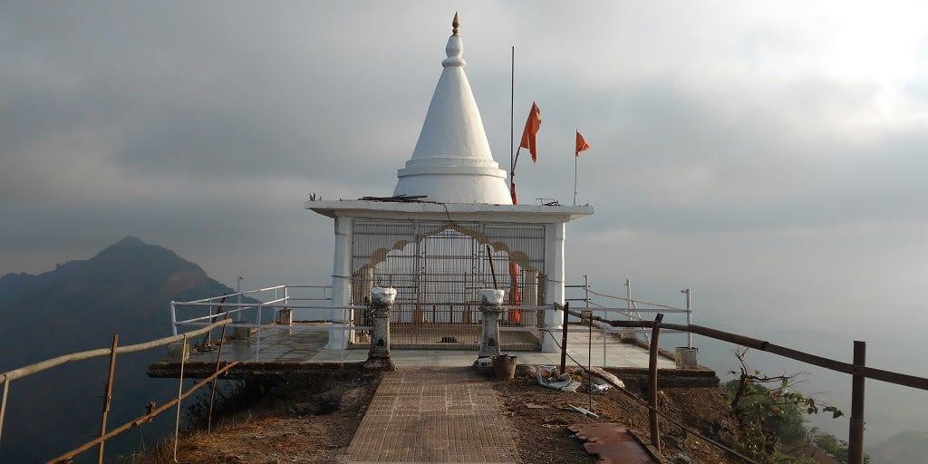 Adventure places in Mumbai - Vikatgad Trek
