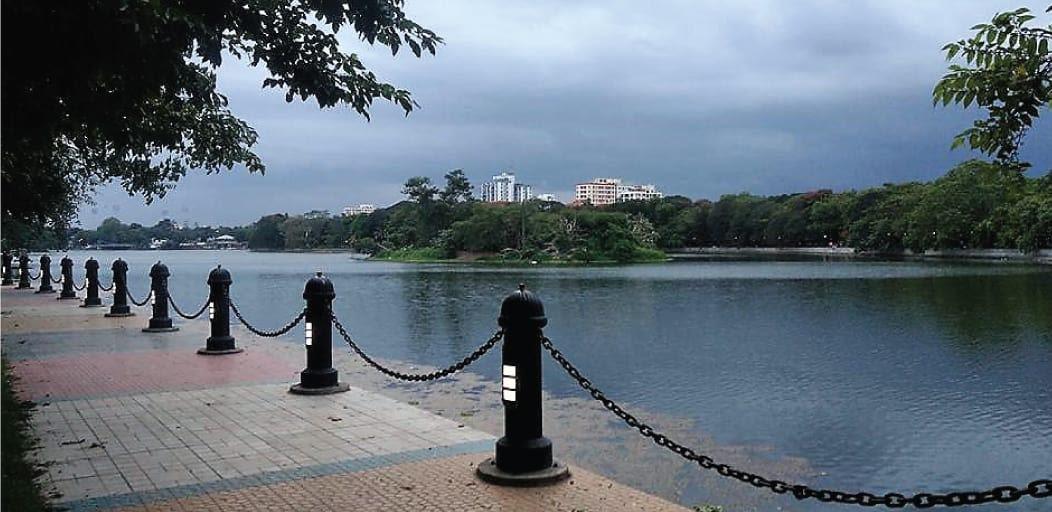 romantic places in Kolkata - rabindra sarobar