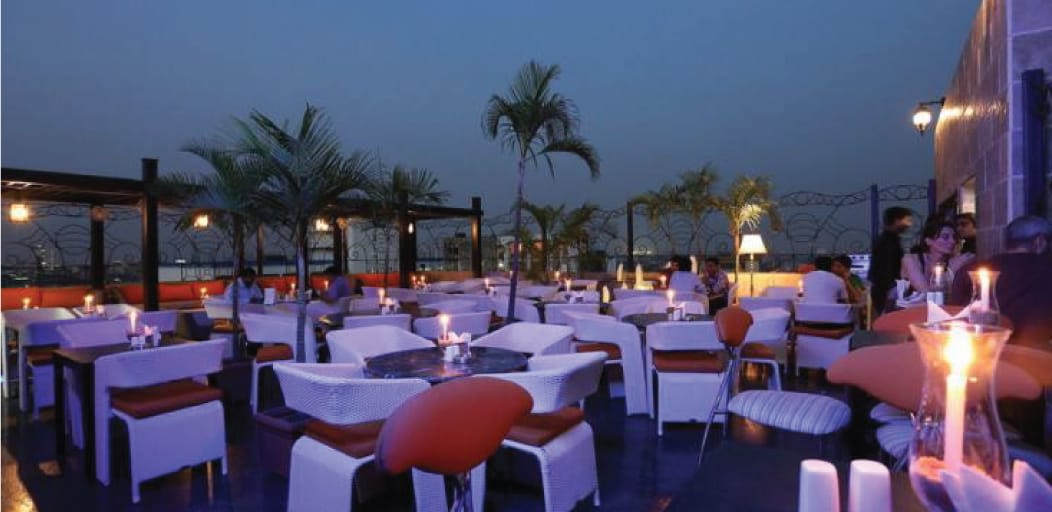 romantic places in Kolkata - blue and beyond