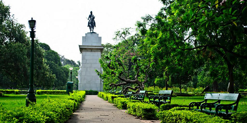 romantic places in Kolkata - Central Park