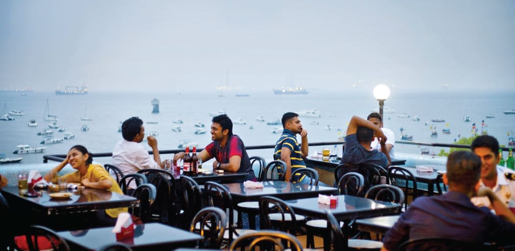romantic restaurants in Mumbai - bayview