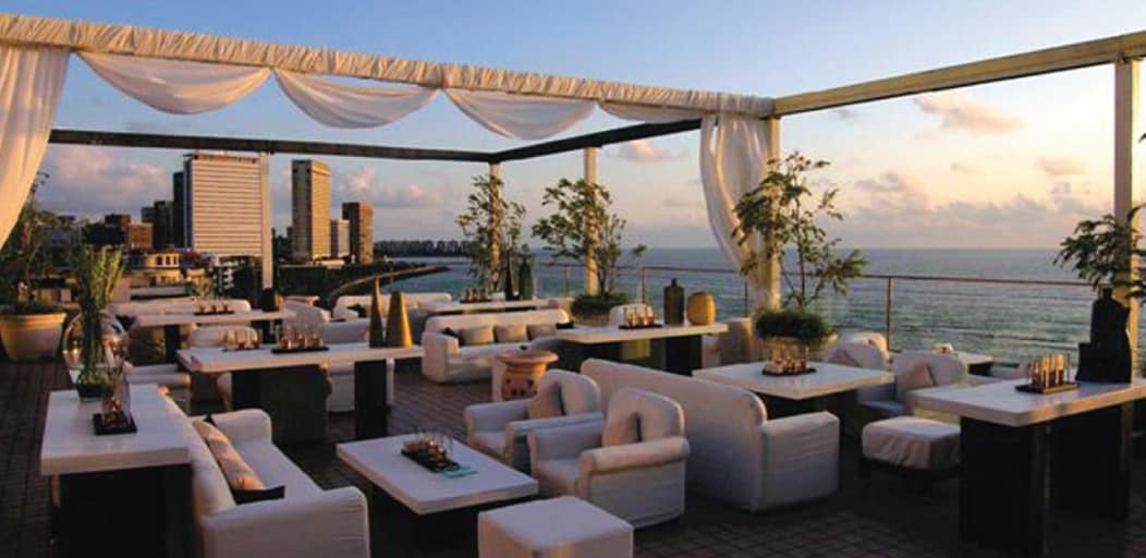 romantic restaurants in Mumbai - Dome Intercontinental