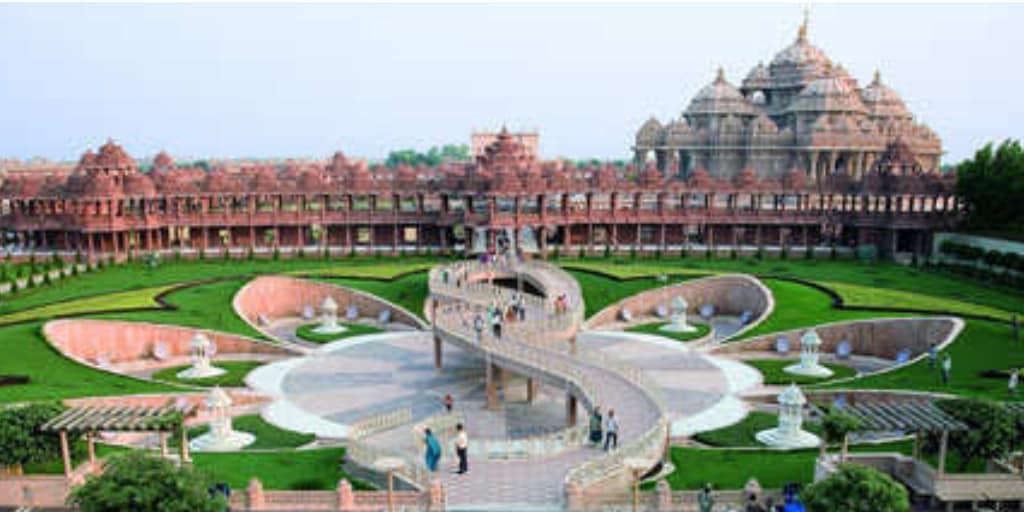 Places to visit near Ahmedabad within 50 Km - gandhinagar