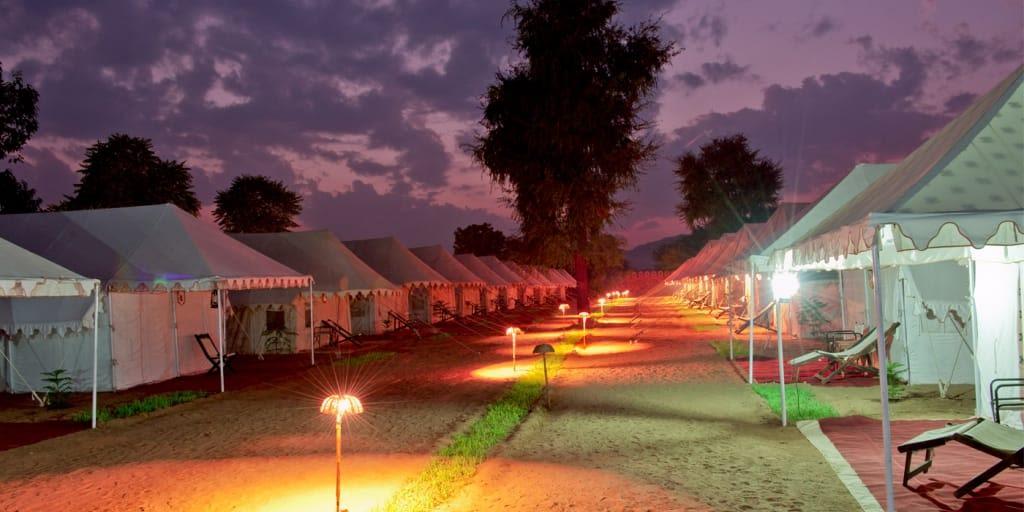 Places to visit near Ahmedabad within 50 Kms- royal safari camp