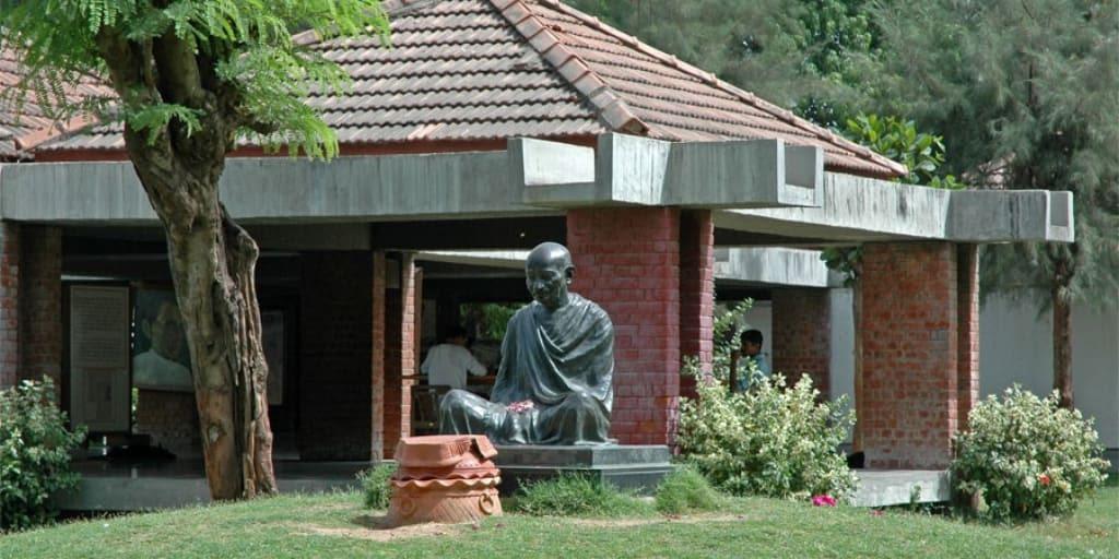 Places to visit near Ahmedabad within 50 Kms- shabarmati ashram