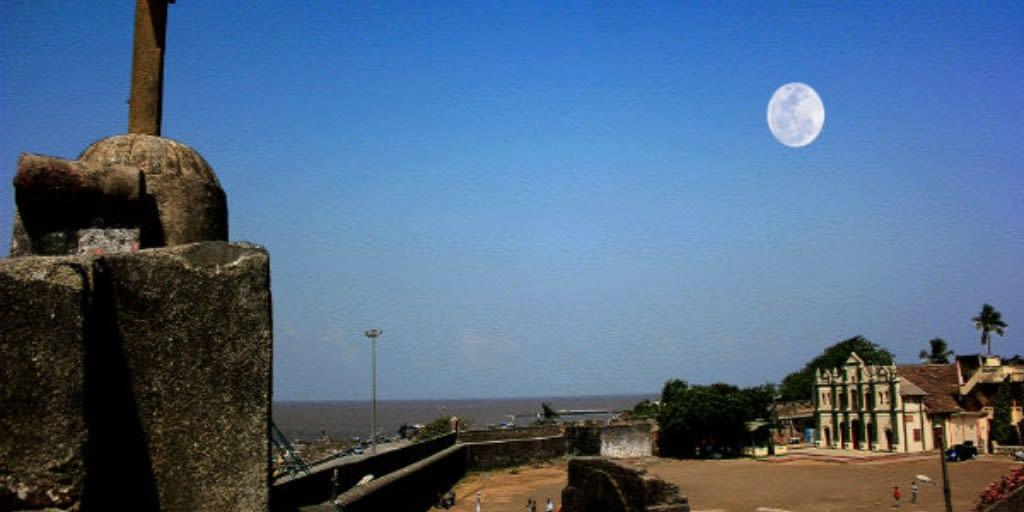 places to visit near Mumbai for 2 days-Daman
