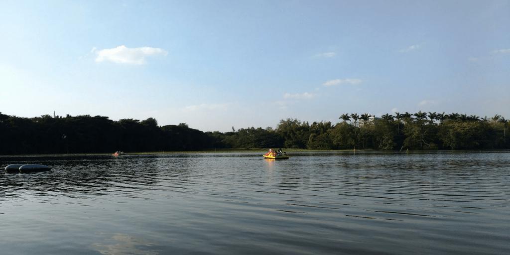 places to visit near Mysore-Karanji lake