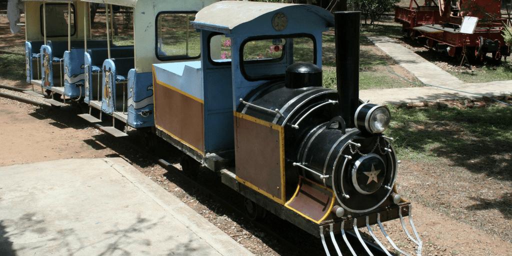 places to visit near Mysore-Rail Museum