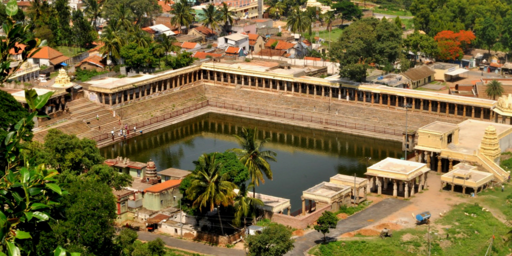 places to visit near Mysore-melkote