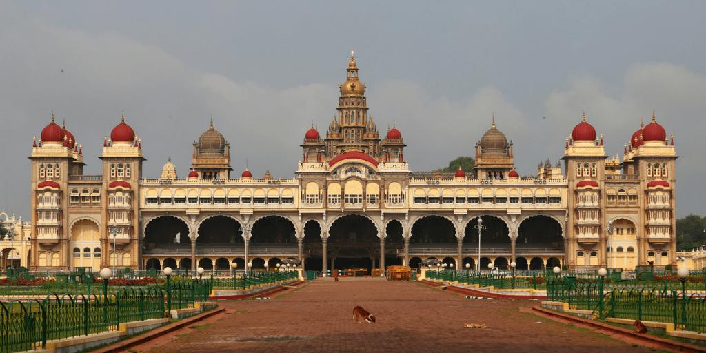 places to visit near Mysore-Mysore palace