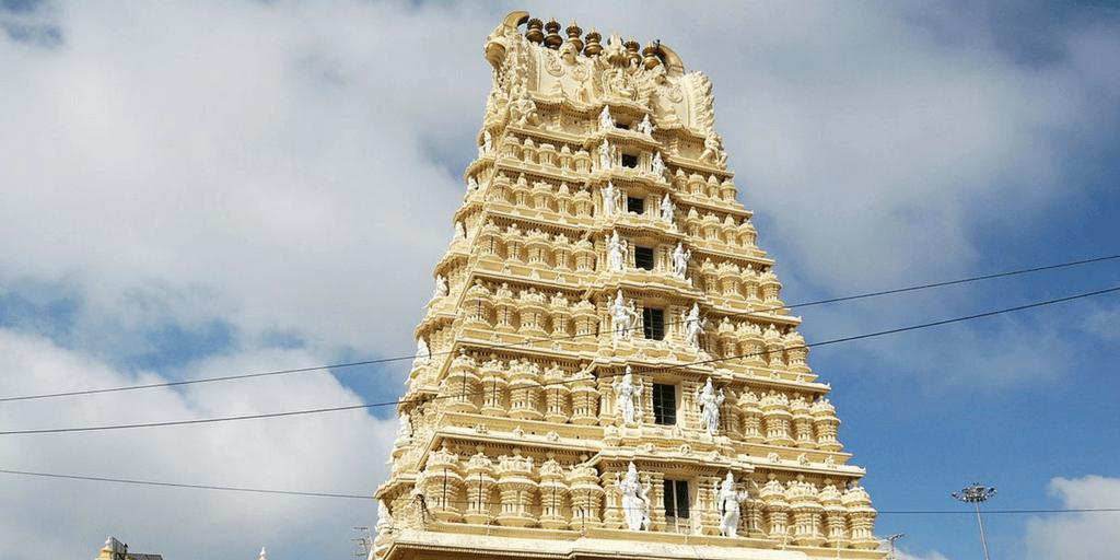 Places to visit near Mysore-Chamundeshwari temple