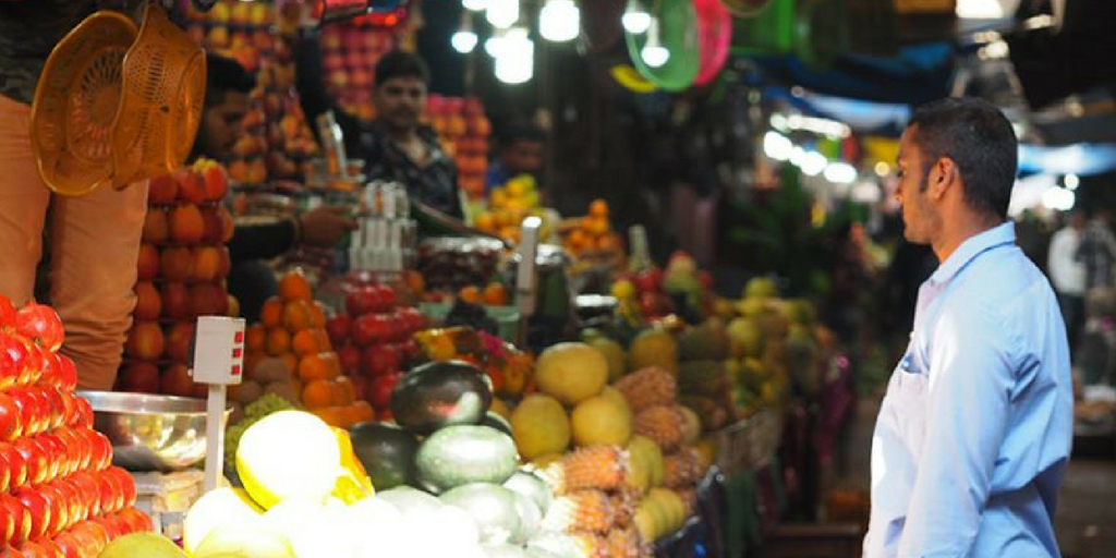 Places to visit near mysore-The markets of Mysore