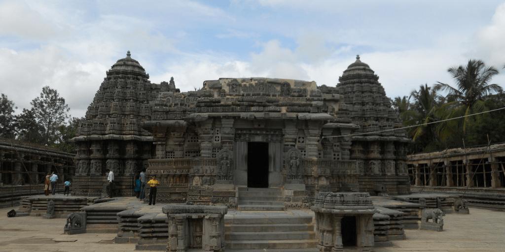 Places to visit near Mysore-Somanthapura