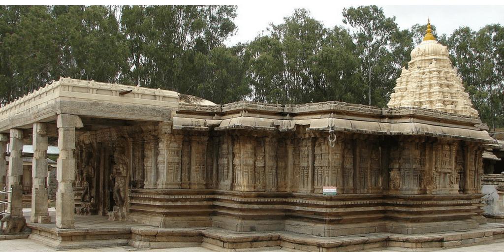 Places to visit near Mysore-Talakadu