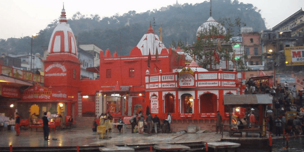 Places to Visit near Delhi on Weekend-Haridwar